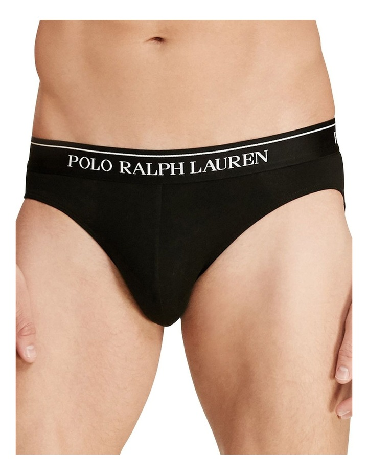 Low Rise Briefs 3 Pack image 2