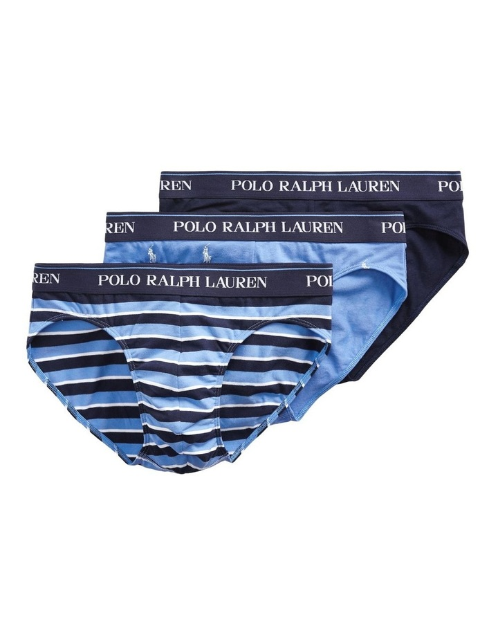 3 Pack Low Rise Briefs image 1