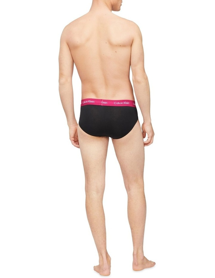 Cotton Stretch 5 Pack Briefs image 3