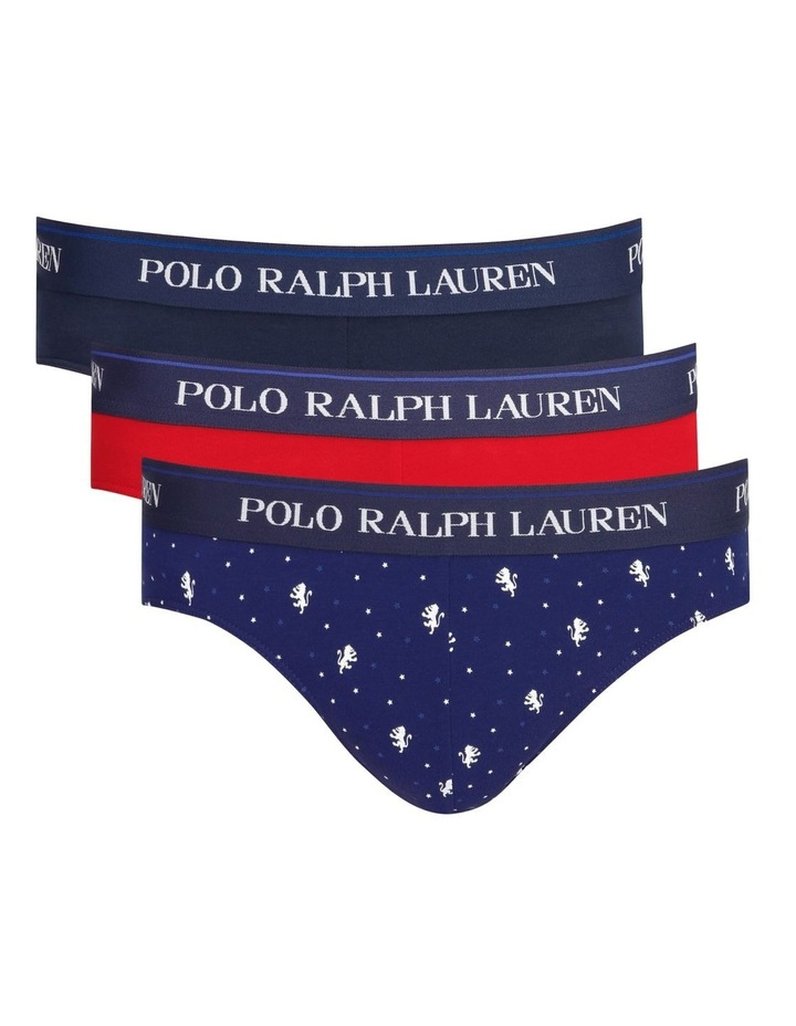 3 Pack Classic Briefs image 1