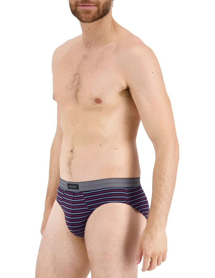 3 Pack Everyday Comfort Classic Briefs image 5