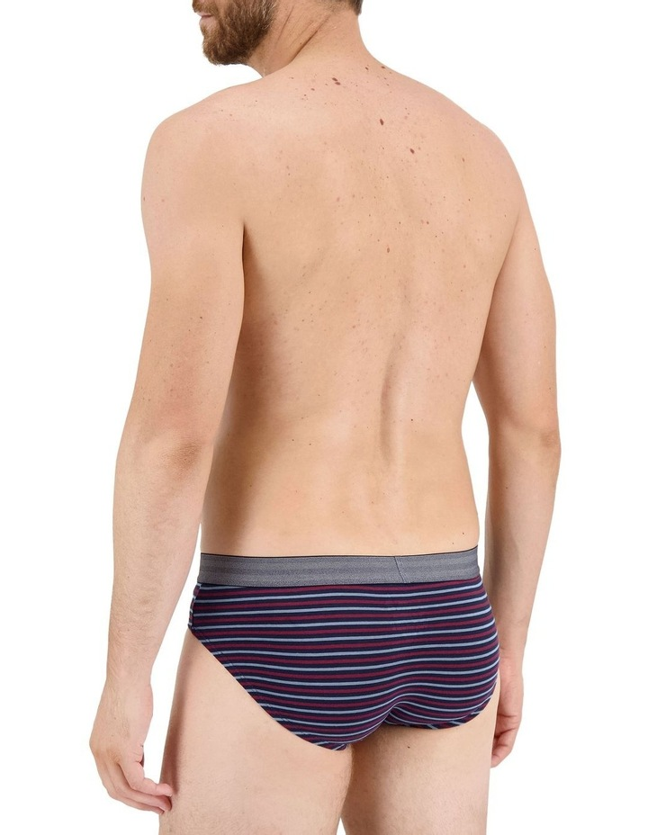 3 Pack Everyday Comfort Classic Briefs image 6