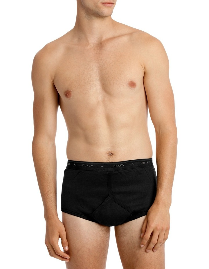 Classic Y-Front 3 Pack Brief image 1