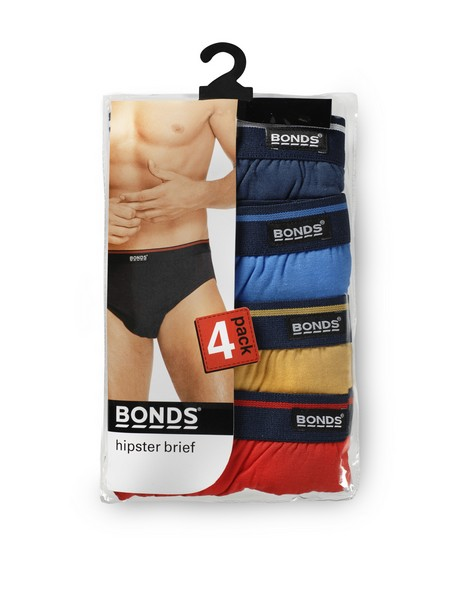 Hipster Brief 4 Pack image 1