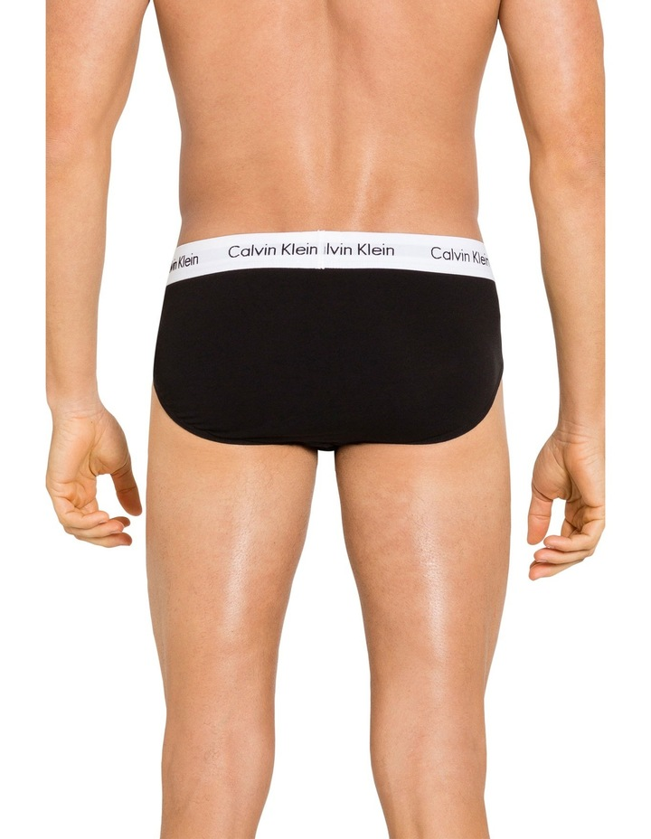Cotton Stretch 3-Pack Brief image 2