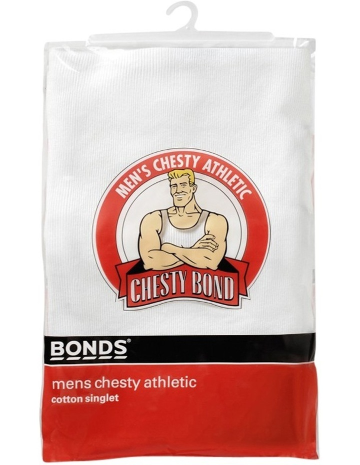 Chesty Athletic Singlet image 2