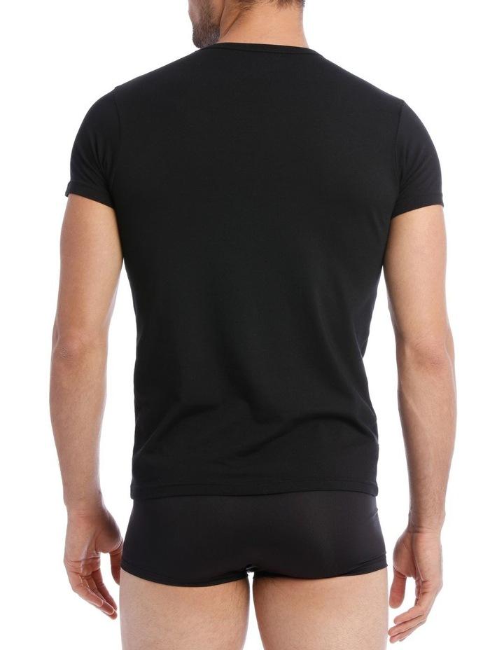 Emporio Armani 2 PK Stretch Tshirt image 2
