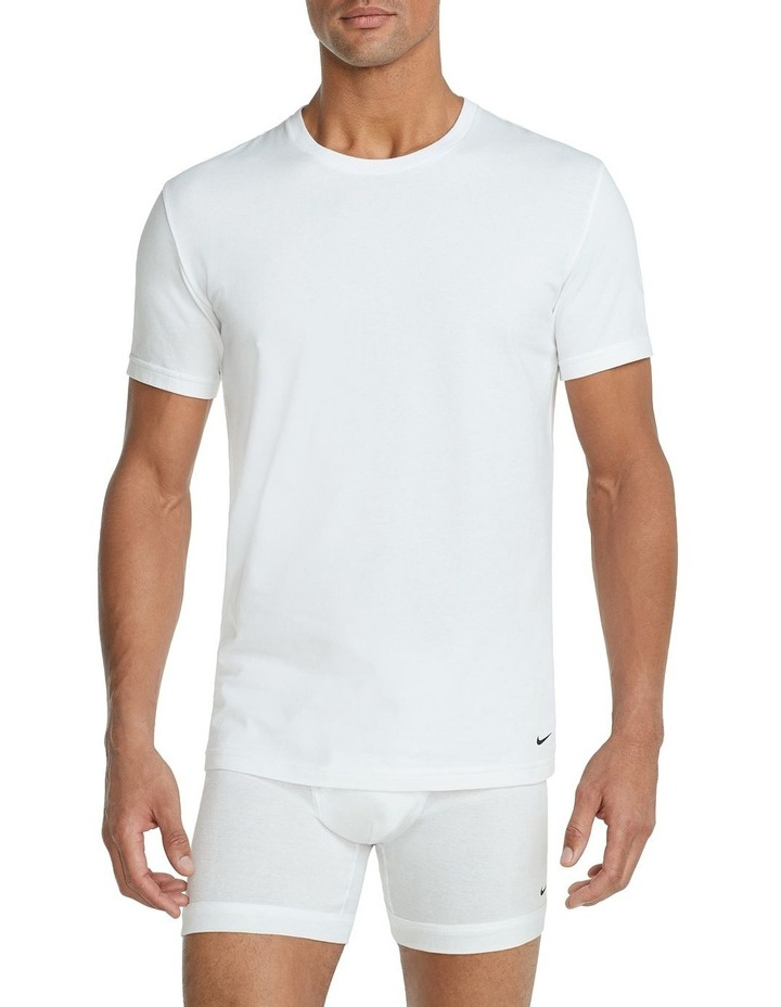 Everyday Stretch 2 Pack Crew Tshirts image 1