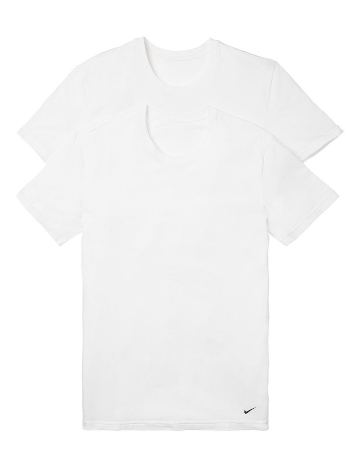Everyday Stretch 2 Pack Crew Tshirts image 2