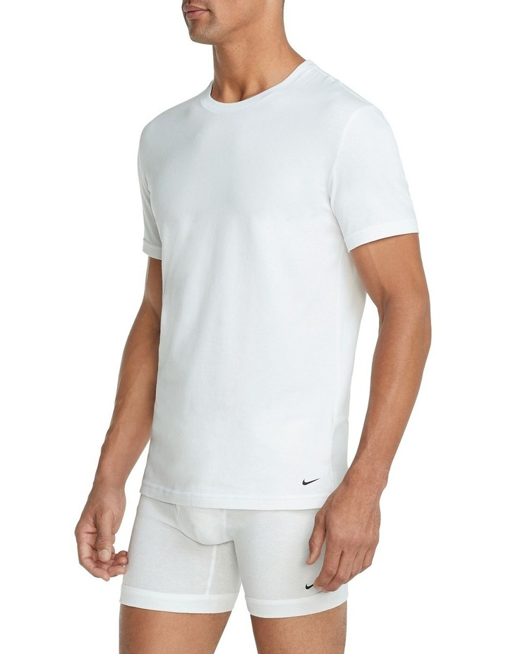 Everyday Stretch 2 Pack Crew Tshirts image 3