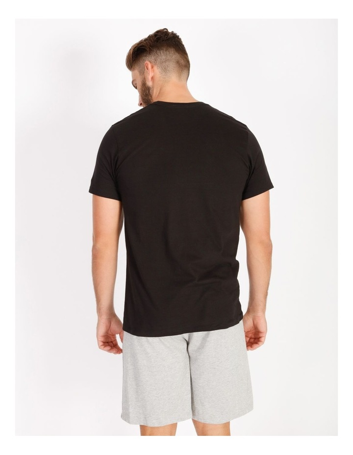 Cotton Classic 3 Pack Tee Crew image 3