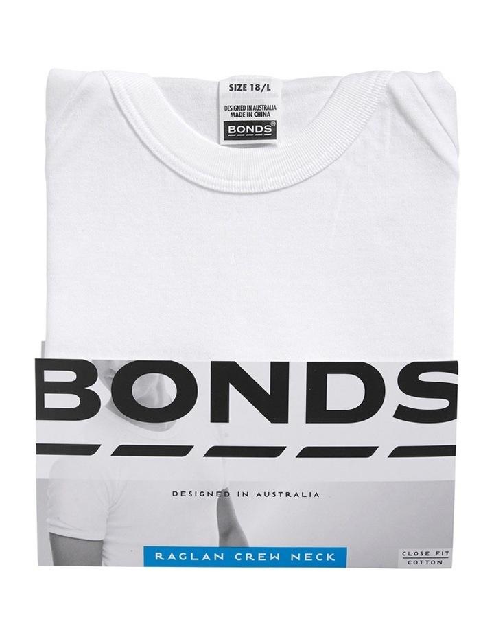 Raglan Short Sleeve T-Shirt image 2