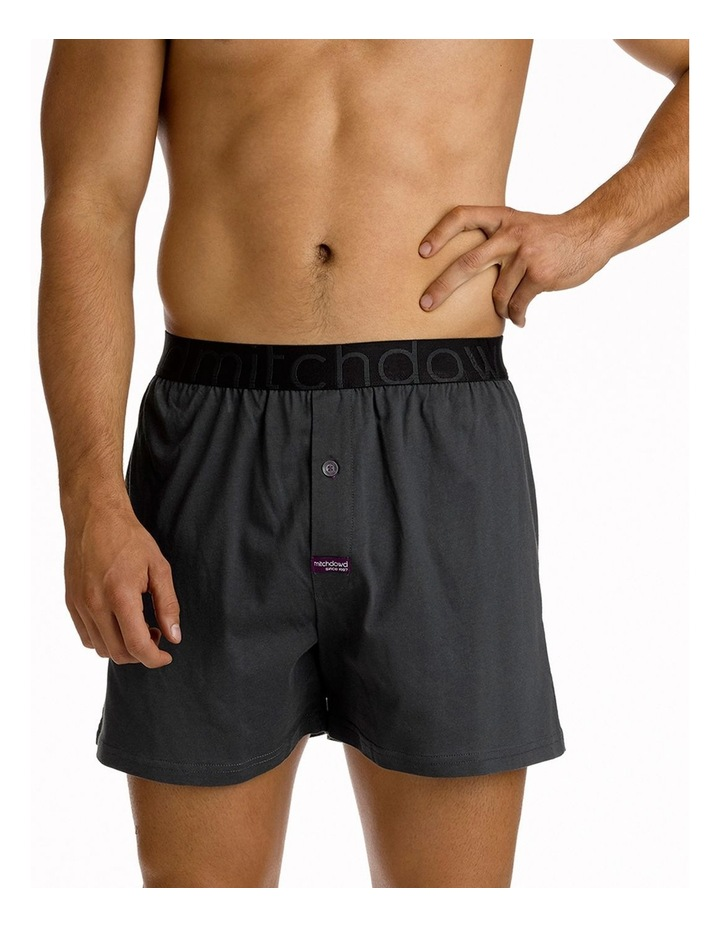 Men's Loose Fit Knit Boxer image 1