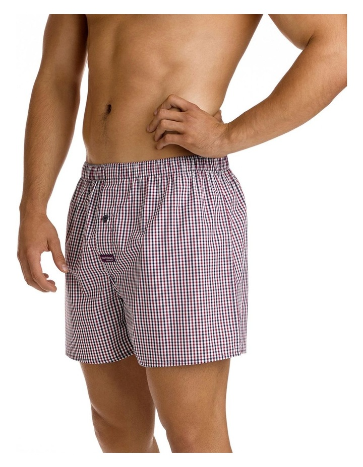 Mitch Dowd Smithson Yarn Dyed Woven Boxer image 2
