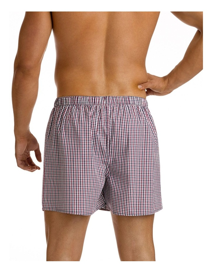 Mitch Dowd Smithson Yarn Dyed Woven Boxer image 3