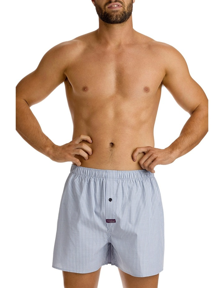 Mini Pin Stripe Boxer image 1