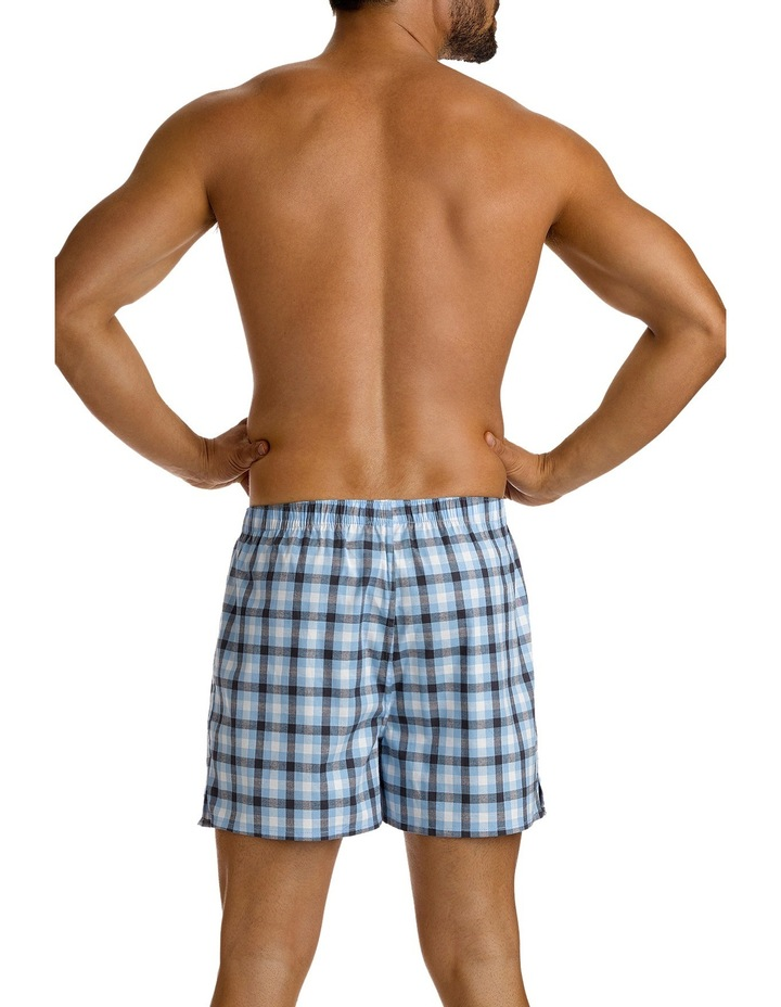 Comfort Charlie Check Stretch Boxer image 3