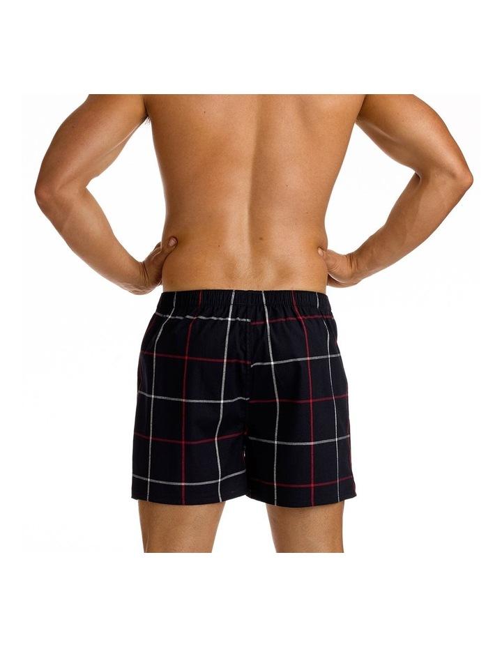 Comfort George Check Stretch Boxer image 3