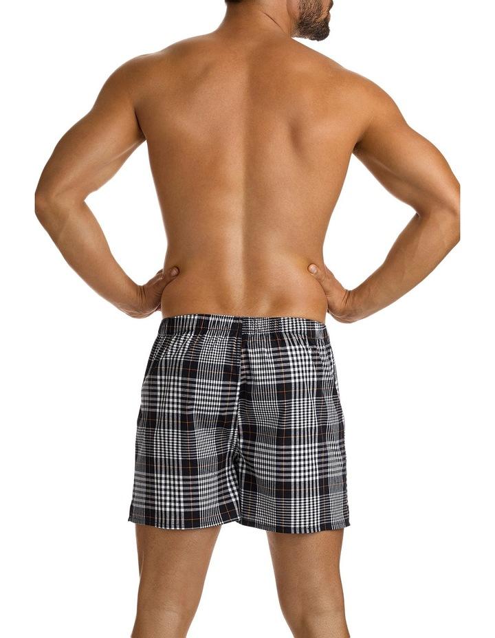 Comfort Mason Check Stretch Boxer image 3