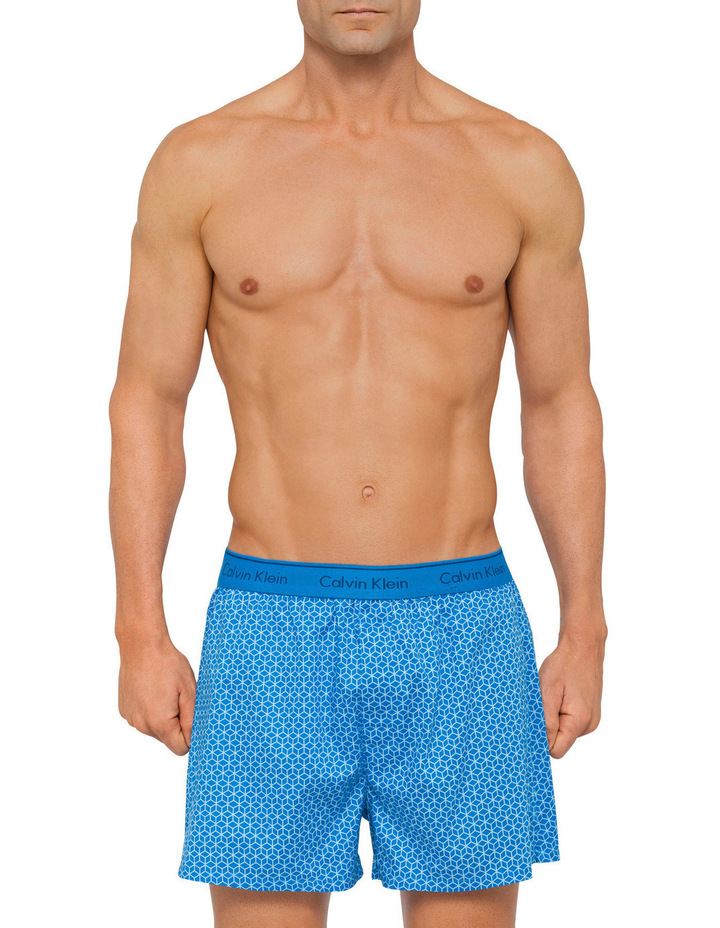 Traditional Fit Woven Boxers image 1