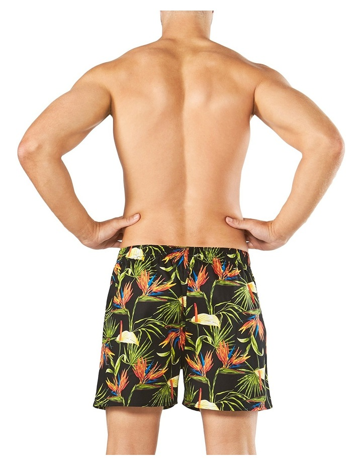 Originals Dark Jungle Floral Printed Woven Boxer Short image 3