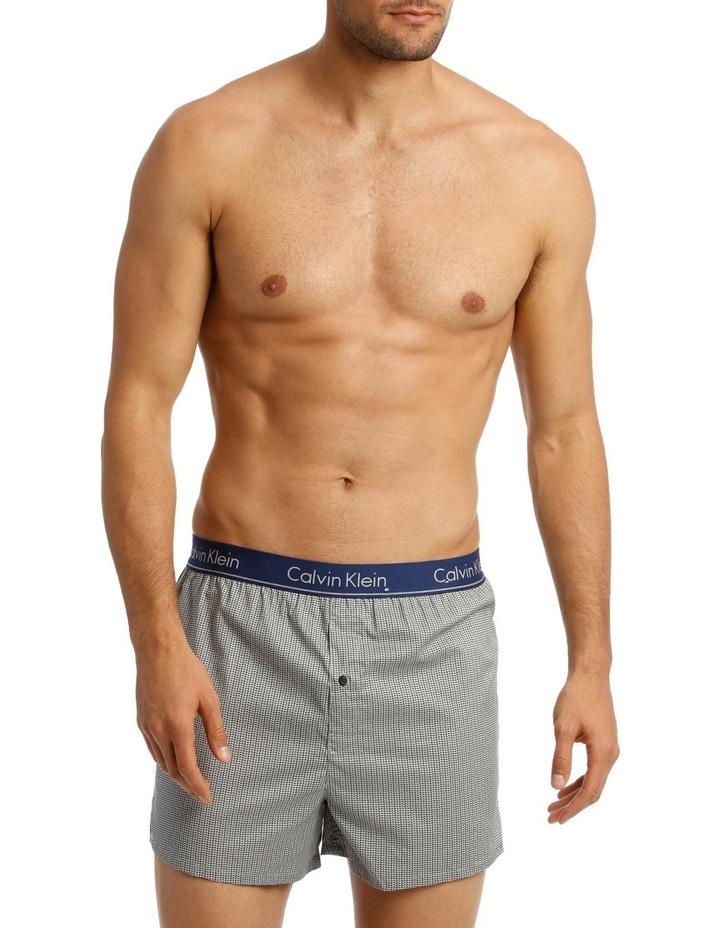 Slim Woven Boxers image 1