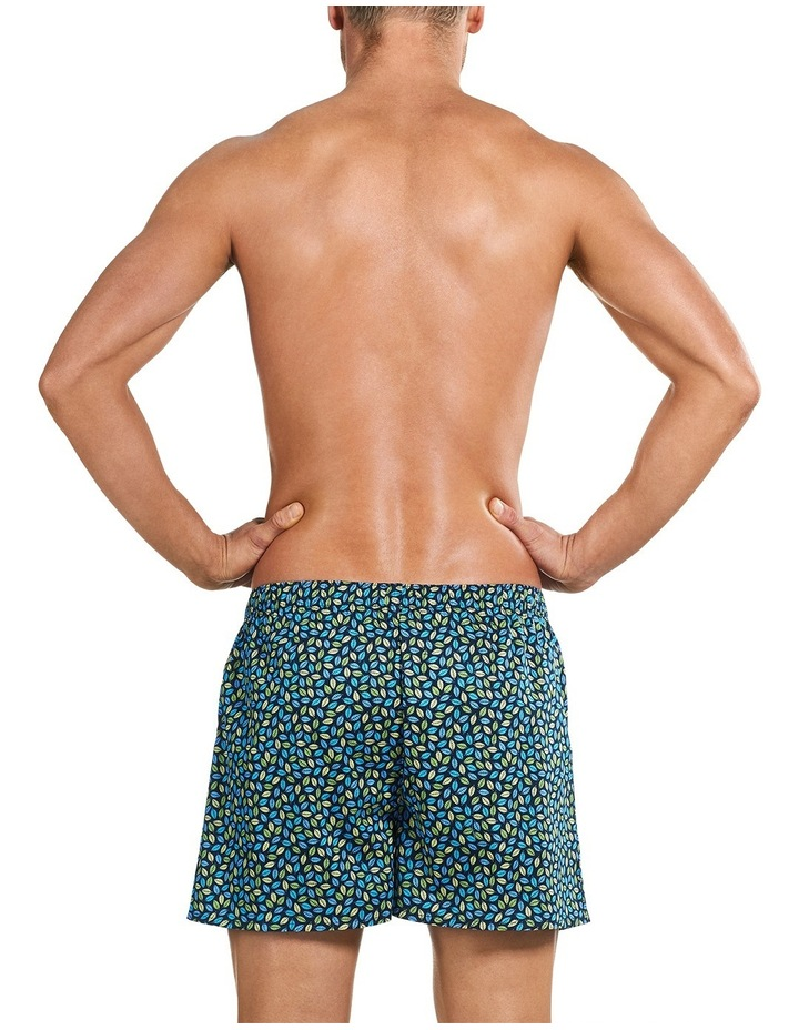 Comfort Leaf Soft Wash Printed Boxer Short image 3