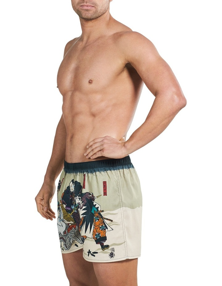 Art Series Napolian Crossing The Alps Boxer Short image 2