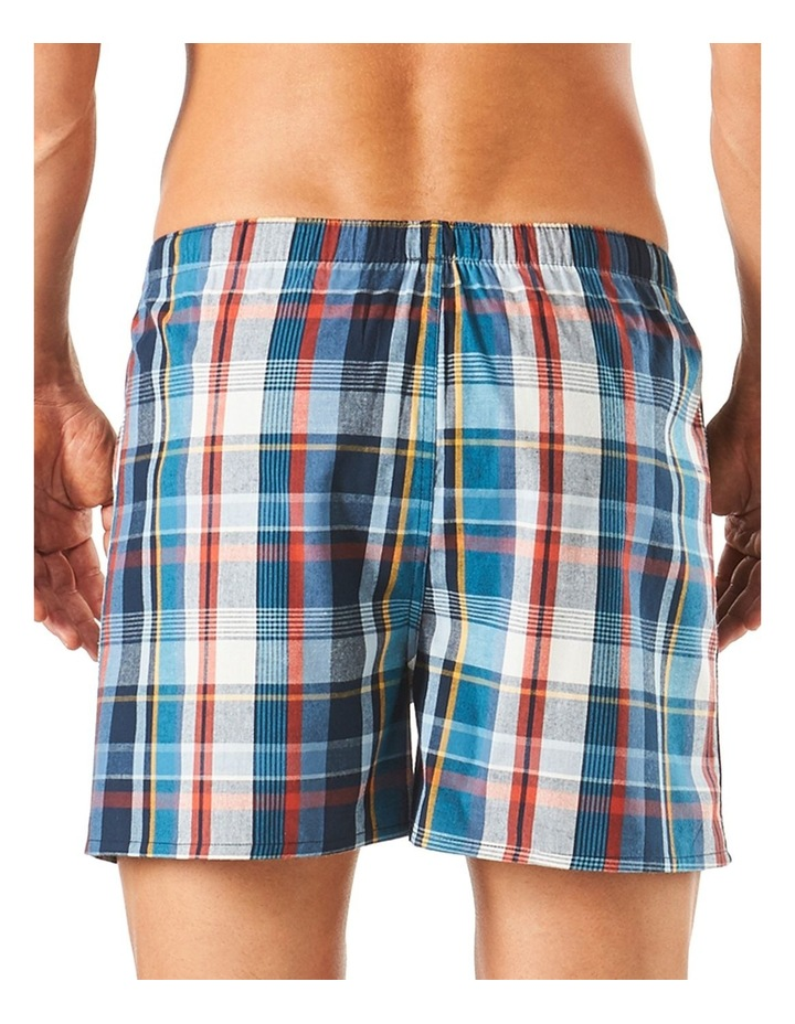 Classic Oliver Check Yarn Dyed Boxer Short image 3