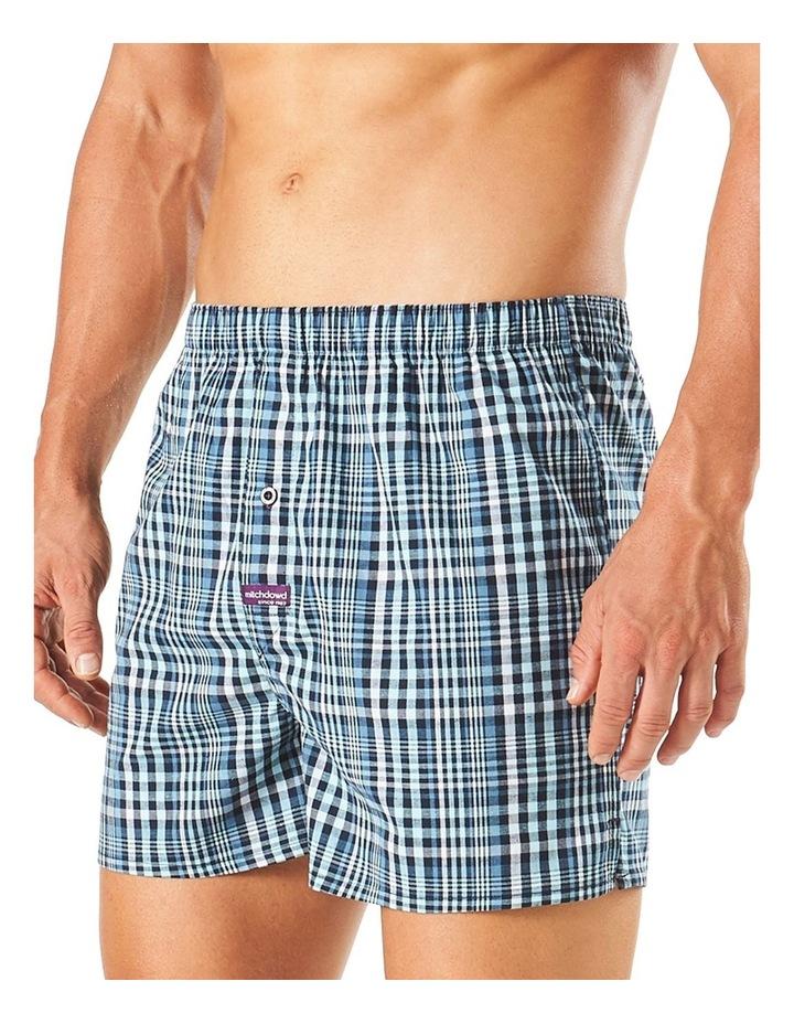 Classic Coloumbus Check Yarn Dyed Boxer Short image 2