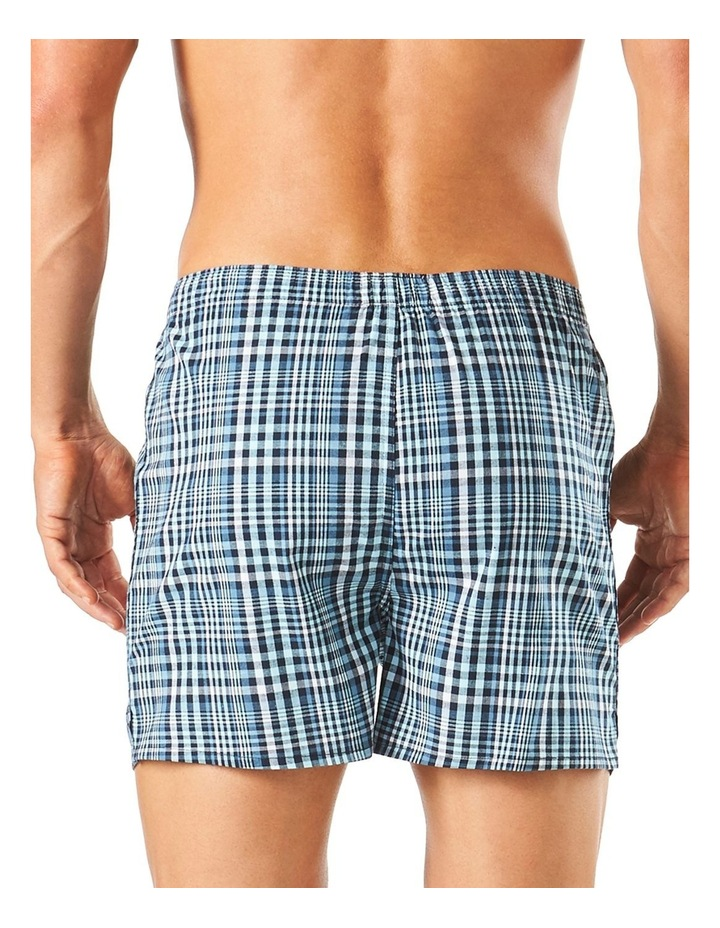 Classic Coloumbus Check Yarn Dyed Boxer Short image 3