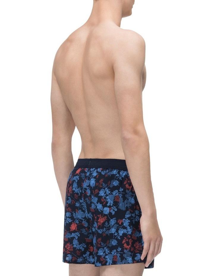 Slim Fit Woven Boxer image 2