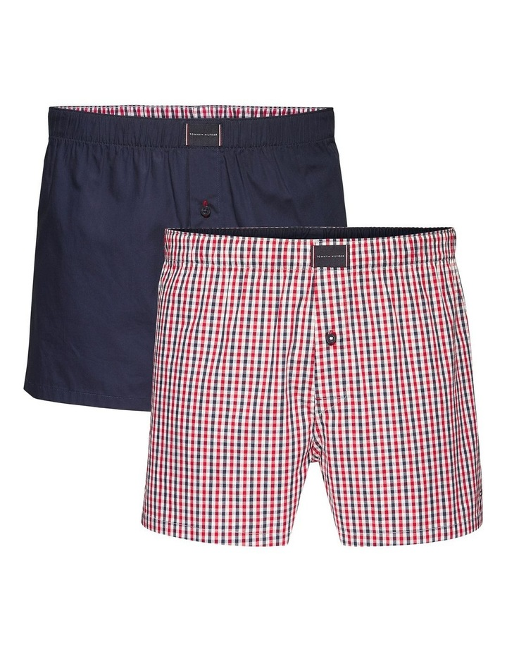 Woven Boxer 2 Pack image 1