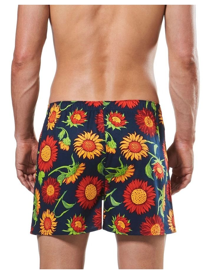 Sunflowers Printed Boxer Short image 3