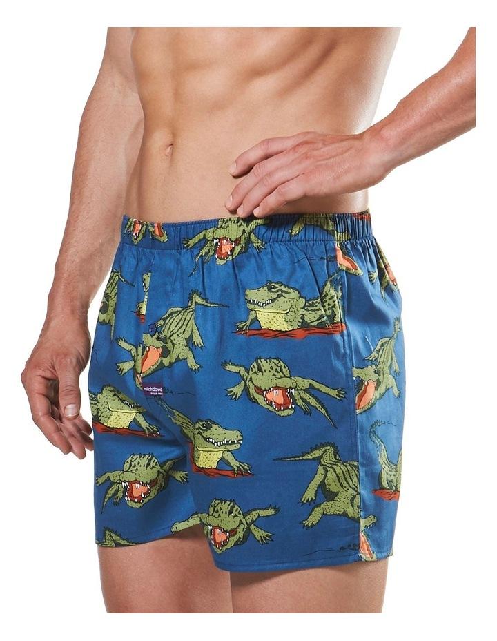 Killer Crocs Printed Boxer Short image 2