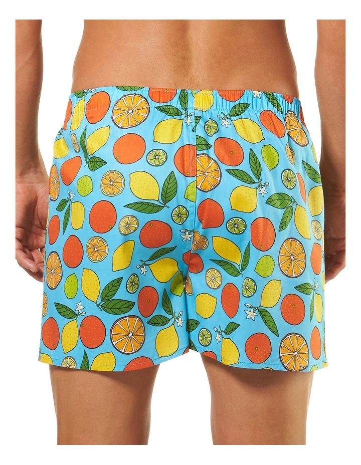 Oranges and Lemons Printed Boxer Short image 3