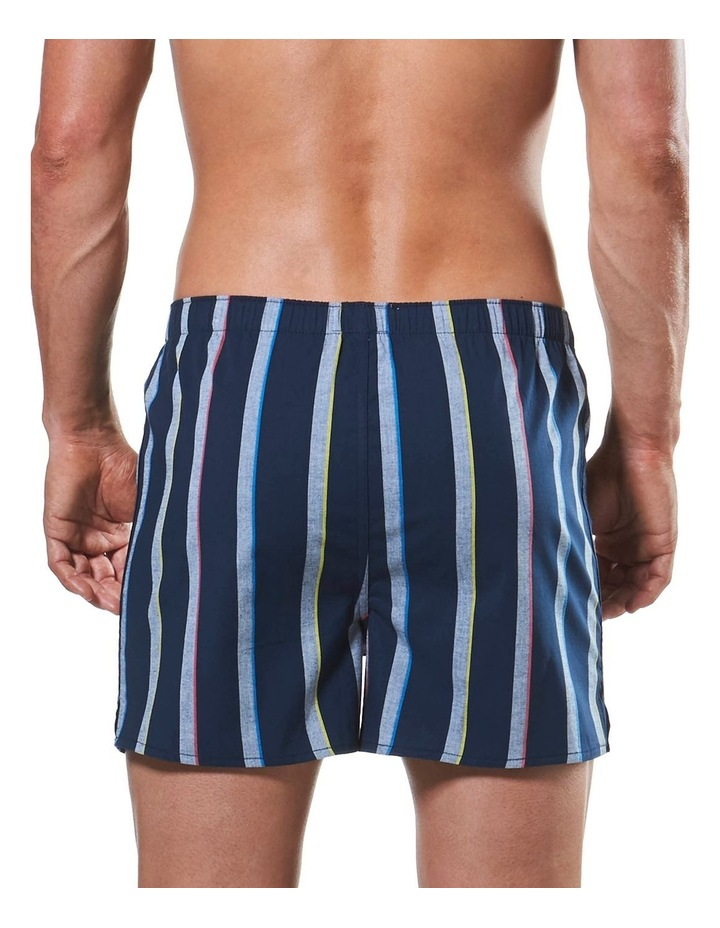 Donaldson Stripe Yarn Dyed Stretch Boxer Short image 3