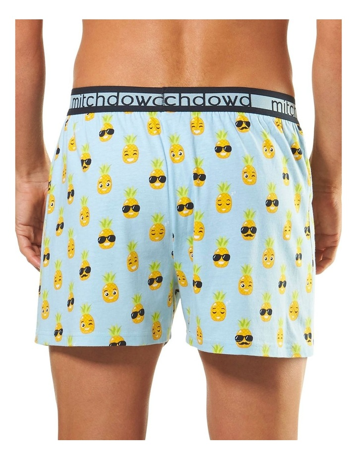 Holiday Pineapple Loose Fit Knit Boxer Short image 3