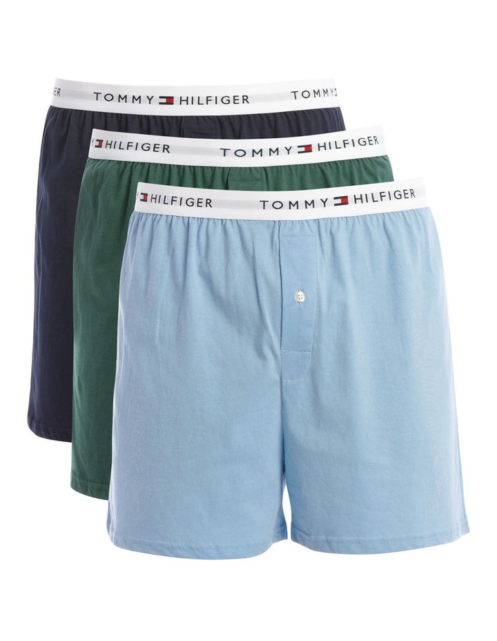 3 Pack Knit Boxer image 1
