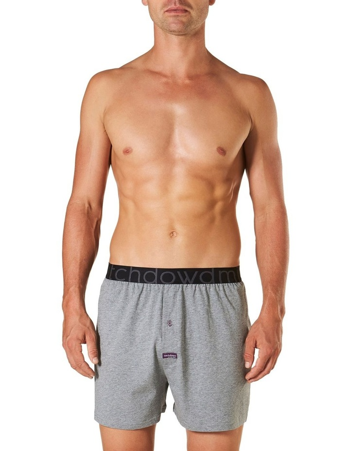 Loose Fit Knit Boxer image 1
