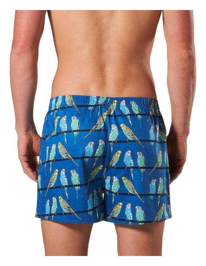 Budgie Printed woven boxershort image 1