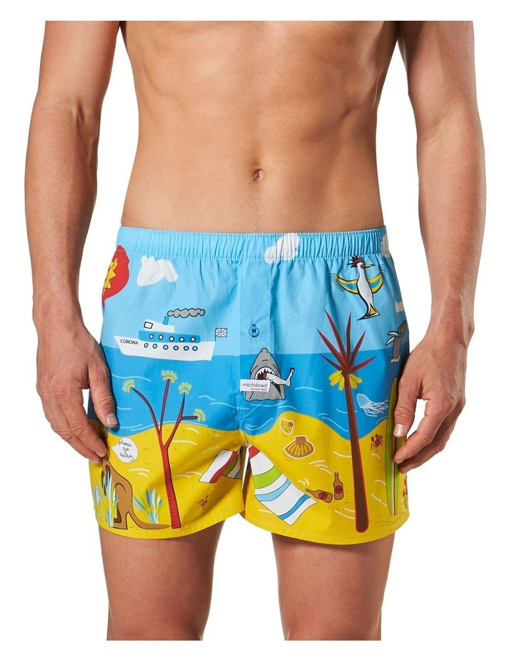 Seaside Dreaming Printed Boxershort image 1