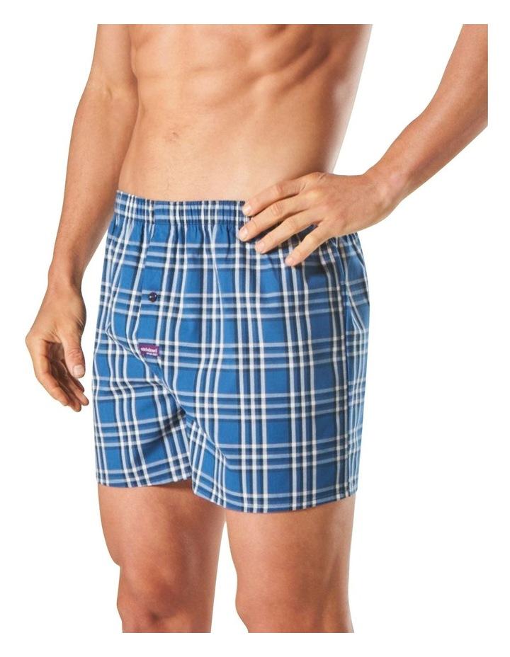 Sargasso Check Yarn Dyed Boxer Short image 2