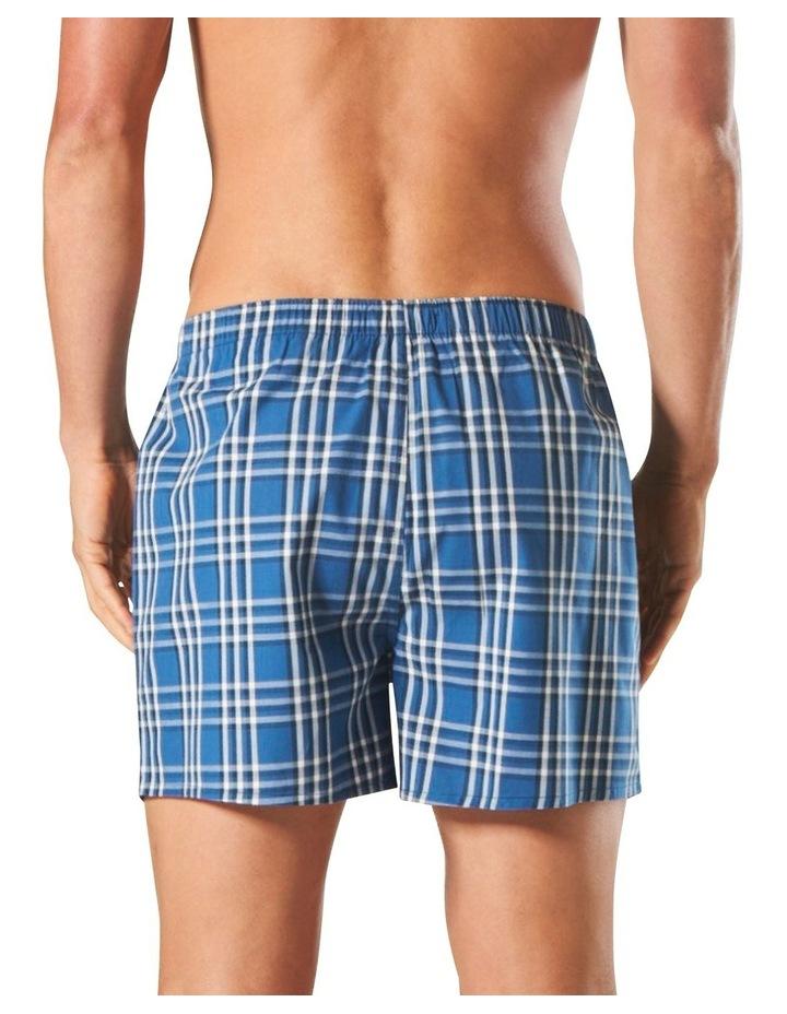 Sargasso Check Yarn Dyed Boxer Short image 3