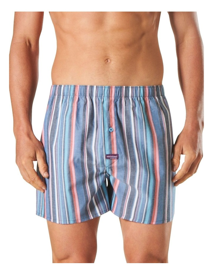 Bali Stripe Yarn Dyed Boxer Short image 1