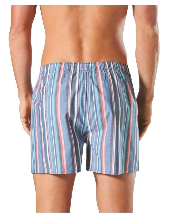 Bali Stripe Yarn Dyed Boxer Short image 3