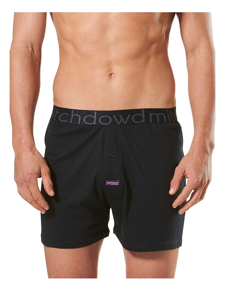 3 Pack Loose Fit Knit Boxers image 2