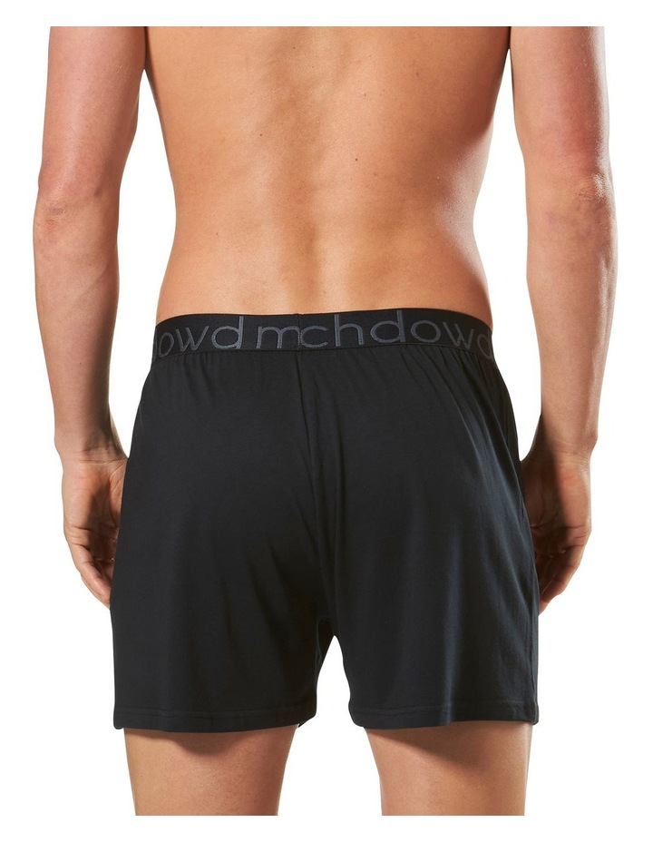 3 Pack Loose Fit Knit Boxers image 4