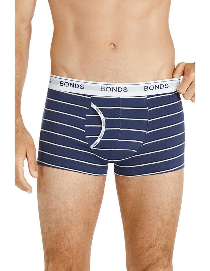 Guy Front Stripe Trunk image 1
