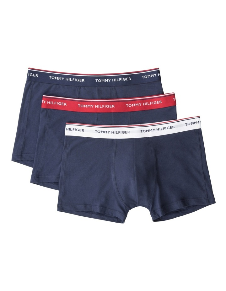 Premium Essentials 3 Pack Trunks image 1